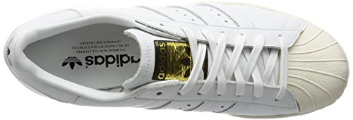 Dlx Ftwr White ftwr Superstar White cream Deluxe 80s White Adidas qZtg6Ba