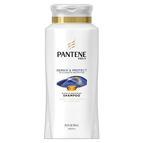 & Protect Shampoo 25.4 Fl Oz (packaging may vary) ()