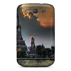 Ultra Slim Fit Hard RogerKing Case Cover Specially Made For Galaxy S3- Burma