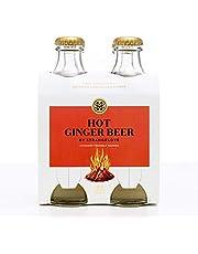 StrangeLove Hot Ginger Beer, Pack of 4 x 300ml