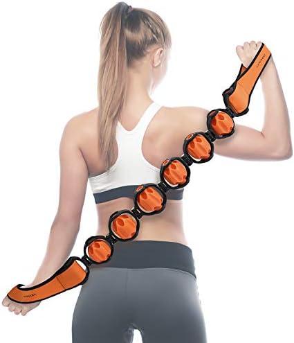 Doeplex Muscle Roller Massage Strap