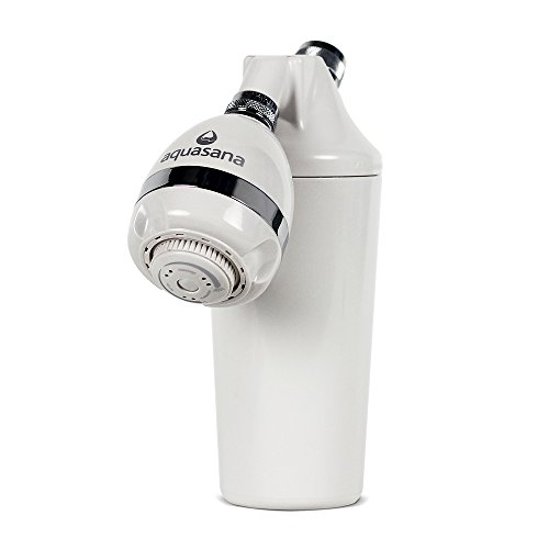 Aquasana AQ-4100 Deluxe Shower Water Filter System with Adjustable - Shower Dechlorinating Filter