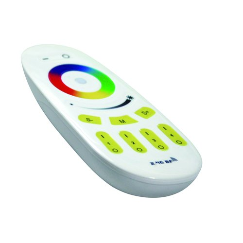 Lights & Lighting 12v Touch Dimmable Remote Wireless Rf Controller For Led Rgb Strip Touching Remote Rf 20m Effective Controller Pleasant In After-Taste Rgb Controlers
