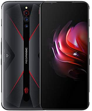 Nubia RedMagic 5G Teléfono 8GB + 128GB |Gaming Phone |Smartphone Inteligentes con Qualcomm Snapdragon 865|144Hz: frecuencia de actualización 6.65 ″ Pantalla/ 64MP Triple Camera-EU Version(Negro): Amazon.es: Electrónica
