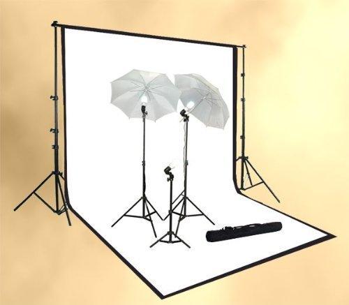 ePhoto 3 light KIT for Video Photography Portrait Light Ligh