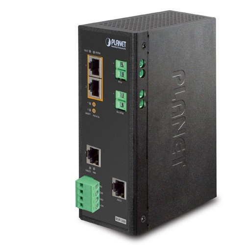 Planet BSP-300 Industrial Solar Power PoE Switch by Planet Technology Corporation