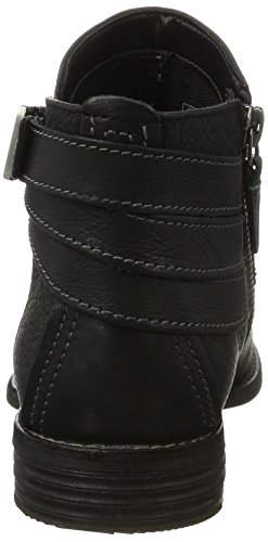Womens Leather Black Clarks Boots Edie Maypearl 8qpOBz