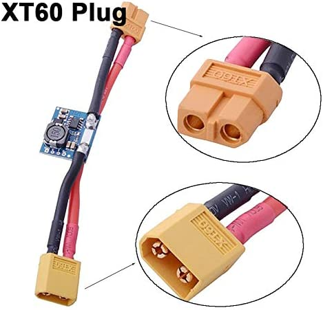 XT60 APM Power Module 5.3V BEC for Flight Control APM 2.5//2.5.2//2.6 Pixhawk