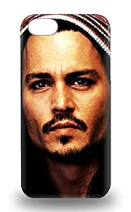 Hard Plastic Iphone 5/5s 3D PC Case Back Cover Hot Johnny Depp American Male John Christopher Depp Benny And Joon 3D PC Case At Perfect Diy ( Custom Picture iPhone 6, iPhone 6 PLUS, iPhone 5, iPhone 5S, iPhone 5C, iPhone 4, iPhone 4S,Galaxy S6,Galaxy S5,Galaxy S4,Galaxy S3,Note 3,iPad Mini-Mini 2,iPad Air )