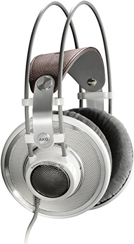 K701 Open%2DBack Reference Class Stereo Headphones with Varimotion and Flat%2DWire Voice Coil Technology by AKG Acoustics