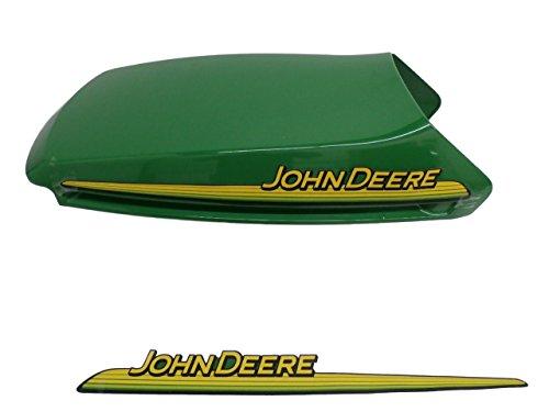 John Deere AM132529 with M145994 M145995 (John Deere Upper Hood)