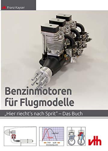 Benzinmotoren für Flugmodelle:
