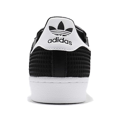 Adidas Mens Superstar, Core Black / Footwear White / Cblack, 9 M Us