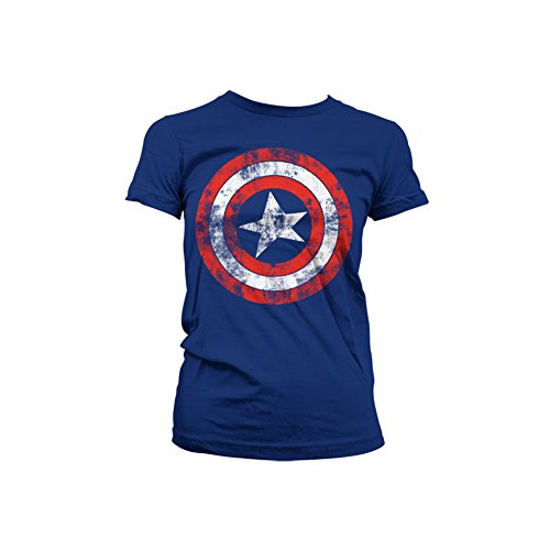 Officially Licensed Merchandise Captain Distressed product image