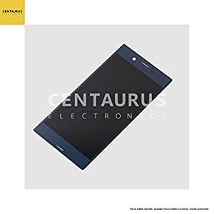 "LCD Screen For Sony Xperia XZ F8331 F8332 601SO SO-01J 5.2"" Assembly LCD Display Touch Screen Digitizer Replacement (Blue)"