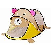 Super Kid Land - Baby Pop Up Children Play Tent (Brown Bear)