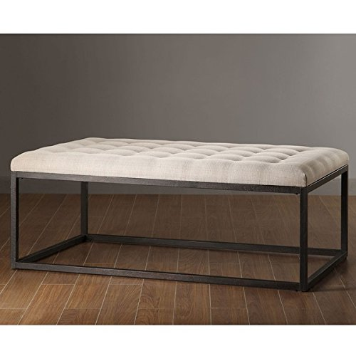 i-love-living-rustic-solid-metal-renate-coffee-table-ottoman-linen-soft-brown