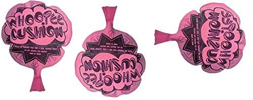Whoopee Cushion Prank Toys 3 Pack - Fart Prank Gag - PLAYO (Halloween Whoopie Cushion)