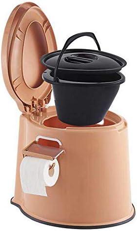 ポータブルトイレ老人妊婦可動式トイレクリエイティブ高める多機能便器臭気耐性ホームプラスチック製のバケツ尿盆地