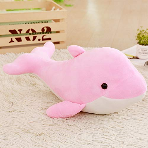 LApapaye Giant Dolphin Stuffed Animal Plush Toy Gift for Kids Girlfriend Children 15.7