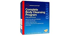 Advanced complete body cleansing 14 day program