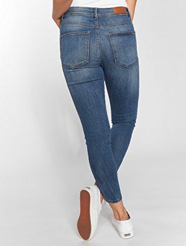 Jeans Donna Moda Vmseven slim Fit Vero Jeans Blu ZqH5CWwZOT