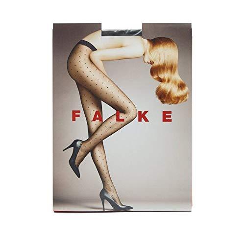 悲劇的なユーモラス時折(ファルケ) Falke レディース インナー?下着 タイツ?ストッキング Dot transparent 15 denier tights [並行輸入品]