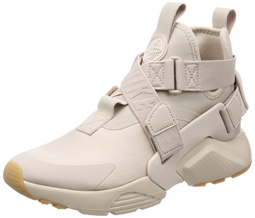 Sand Donna Nike Desert gum Beige City Sand Brown 001 Light Sneaker Desert Huarache Air white aqgg0T