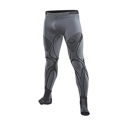 EvoShield Recovery DNA Compression Tights, Charcoal, Medium ()