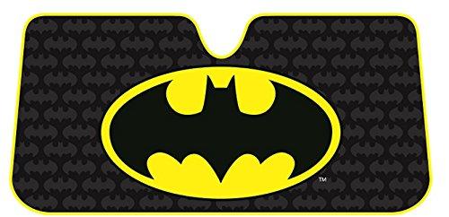 Plasticolor 003713R01 Batman Accordion Sunshade product image