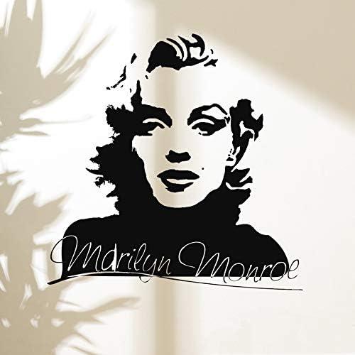 Marilyn Monroe Arte Tatuajes de pared de vinilo pegatinas Mural ...