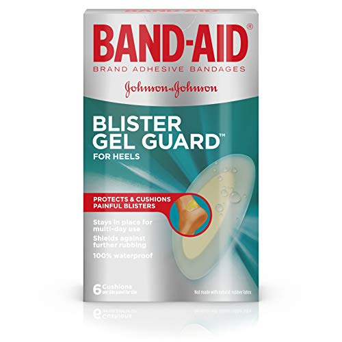 Band-Aid Brand Blister Protection, Adhesive Bandages, 6 Count ()