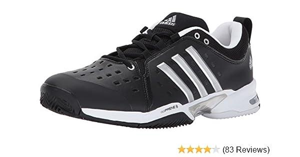 check out 71bb2 233de Amazon.com   adidas Barricade Classic Wide 4E Tennis Shoe   Fashion Sneakers