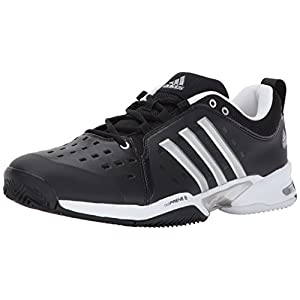 adidas Barricade Classic Wide 4E Tennis Shoe