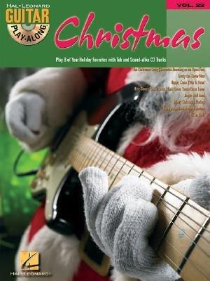 [(Christmas: Guitar Play-Along Volume 22)] [Author: Hal Leonard Publishing Corporation] published on (August, 2003) ()