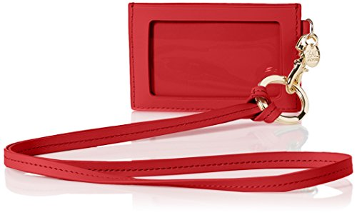(ZAC Zac Posen Earthette Lanyard, red)