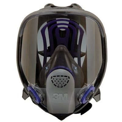 3M Ultimate FX Full Facepiece Reusable Respirator FF-403, Respiratory Protection, Large Size: Large, Model: FF-403, Tools & Outdoor Store
