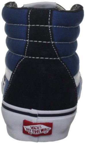 free shipping countdown package cheap good selling Vans Unisex SK8-Hi Suede Trainer Blue (Navy/White) Raj6oXhZPn