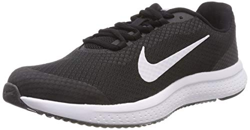 black Running De white 001 anthracite Nike Chaussures Femme Runallday Noir 6gtPYqw