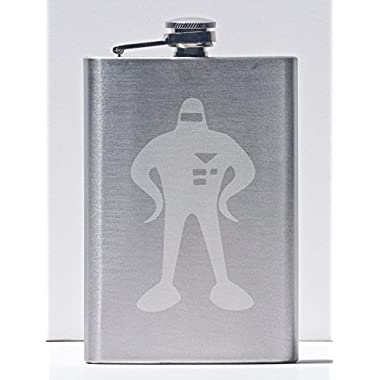Starman - Earthbound - 8 Ounce Stainless Steel