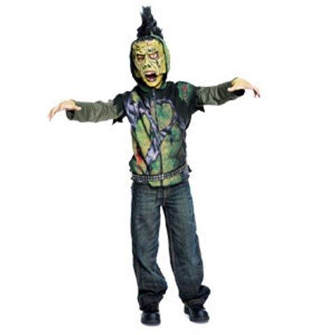 Creature Hoodie Child S 4-6 (Creature Hoodie Costumes)
