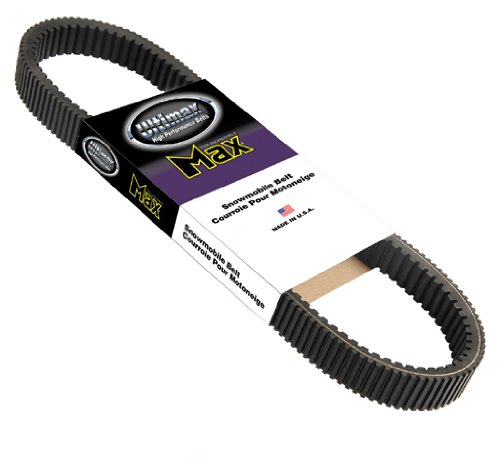 1993-1993 POLARIS INDY TRAIL DELUXE CARLISLE INCREDIBLE MAX 3 SNOWMOBILE BELT, Manufacturer: CARLISLE POWER, Manufacturer Part Number: MAX1116M3-AD, Stock Photo - Actual parts may vary.