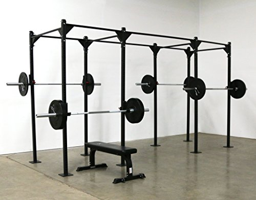 CFF 14' Rig Pull up Rig and Rack System by CFF-FIT