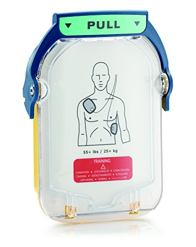 Philips HeartStart AED Defibrillator Replacement Adult Training Pads Cartridge