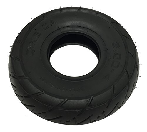 3.00-4 Tire (Qind) (E300 Scooter Best Price)