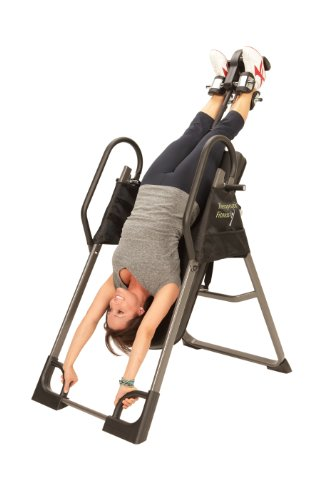 IRONMAN High Capacity Gravity 3000 Inversion Table, 350 lbs
