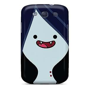 Evanhappy42 Premium Protective Hard Cases For Galaxy S3- Nice Design - Adventure Time Marceline