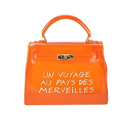 à Sac Femme pour Grun Main Orange JUND C5vwqdC