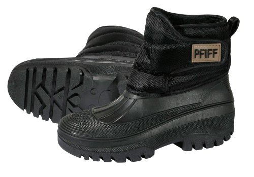 PFIFF PFIFF Thermoschuh Schwarz Thermoschuh Wq1wn6pYS