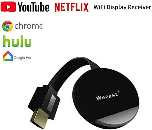 WFGZQ Adaptador De Pantalla HDMI Inalámbrico, TV Buddy Caster ...